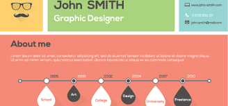 how to make an infographic resume how to create an awesome infographic resume step by step guide