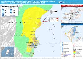 Italy Earthquake Map Gdacs Global Disaster Alerting Coordination System