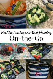 sugar challenge meal prep tips healthy lunches on the go my