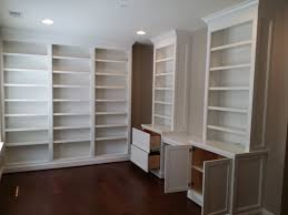 Built In Desk Cabinets Mitre Contracting Inc Built Ins