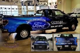 customized truck vehicle wraps vinyl wraps mobile advertising