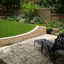 Back Garden Landscaping Ideas Back Yard Ideas On Landscape Gardening Flower And Vegetables
