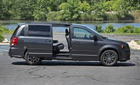 2017 dodge grand caravan in depth model review car and driver