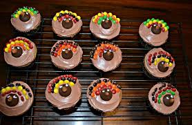 turkey cupcakes hezzi d s books and cooks