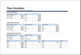 percentage calculator excel ms excel printable tips calculator tempate excel templates