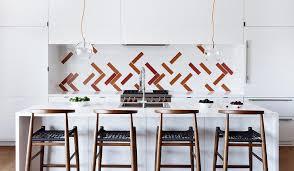 Modern White Bar Stool Modern White Kitchen With Mid Century Modern Bar Stools Modern