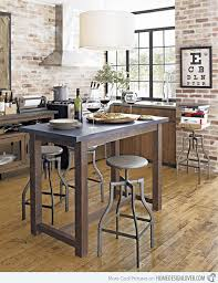 modern kitchen tables for small spaces 15 small modern kitchen tables home design lover