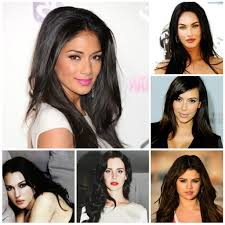 haircuts and color ideas for long hair hairstyles and colors for