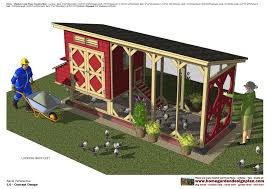 home garden plans m101 chicken coop plans construction