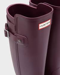 s original refined backstrap boots size 11 womens purple refined wellies official boots site