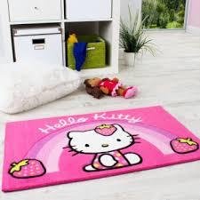 teppich kinderzimmer rosa kinderteppich muster pastelltöne beige kinder teppiche