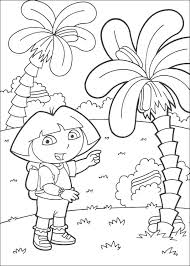 dora coloring pages coloring pages as a ballet dancer dora and