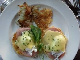 eggs benedict picture of mon ami gabi las vegas tripadvisor