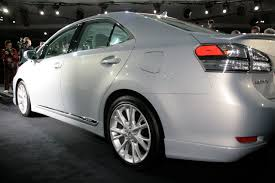 lexus hs 250h 2010 price lexus ushers in a facelift for the jdm 2013 hs 250h archive