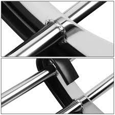 nissan rogue rear bumper 13 nissan rogue stainless steel double bar rear bumper protector