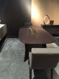 modern oval dining tables a trip into the world of stylish dining tables