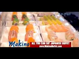 Seafood Buffet In Los Angeles by Makino Sushi Seafood Buffet In Las Vegas Irvine Cm Youtube
