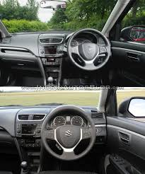 old lexus interior old vs new maruti swift facelift vs current swift