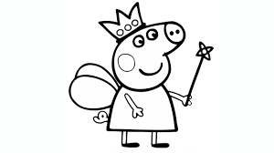 peppa pig the tooth fairy kids fun art activities coloring book