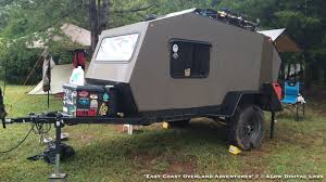 east coast overland adventures choosing a overland camping trailer