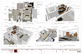 robertson walshdesign construction models and drawings sketchup