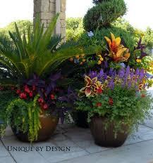 Garden Pots Ideas Flower Pot Ideas For Patio 30 Beautiful Container
