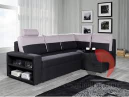 Modern Corner Sofa Bed Corner Sofa Bed With Bedding Two Storages Stylish Look Unique Look