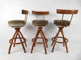 clever design animal print bar stools home website