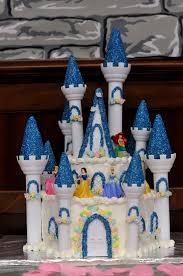 disney princess castle cake birthday ideas for avery