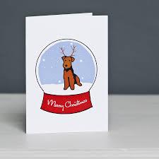 doggy christmas cards christmas lights decoration