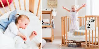 How To Convert A Crib To Toddler Bed by Stokke Sleepi Bed The Baby Crib That Grows With Your Child