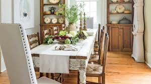 tablecloth decorating ideas stylish dining room decorating ideas southern living dining room