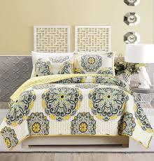 Yellow And Grey Bed Set Bed Comforters Grey Bedding Sets King Comforter Store Brown And