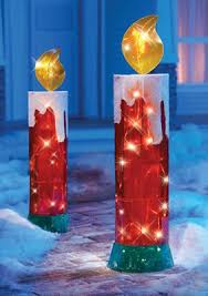 Giant Outdoor Christmas Light Decorations by Giant Lighted Christmas Outdoor Decoration Christmas