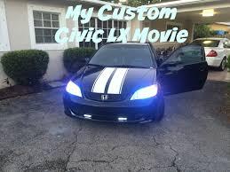 modified cars ideas honda civic dramatic new look custom 2005 honda civic lx i customization