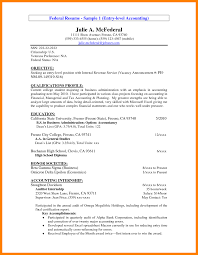 Sample Resume Objectives For Billing by Resume Objectives Entry Level