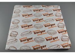 hamburger wrapping paper fast food hot dog kebab hamburger wrapping paper
