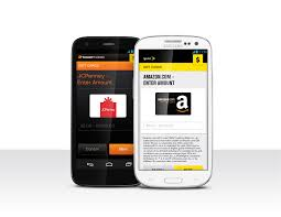 send an egift card egift card feature added to boost mobile wallet and sprint money