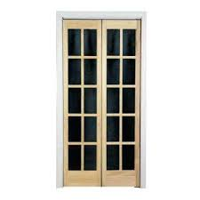 Mirror Closet Doors Home Depot Mirror Bifold Closet Doors Vancouver Bi Fold Interior The Home