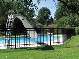 types of fencing milwaukee area fencing ornamental gates