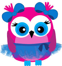 cute blue owl clipart clipartxtras