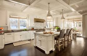 kitchen luxury white kitchen interior design granite countertop