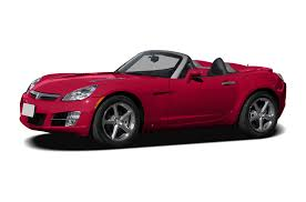 2009 saturn sky new car test drive