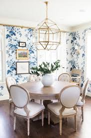 Wallpaper Ideas For Dining Room Best 25 White Dining Chairs Ideas On Pinterest White Dining