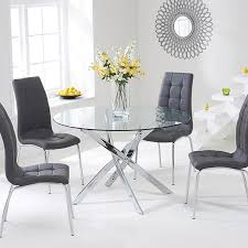 dining tables astonishing round grey dining table distressed gray