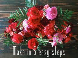 create this beautiful spring flower arrangement juliet u0027s joie de