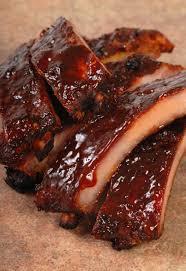 cuisiner travers de porc recette travers de porc caramélisés