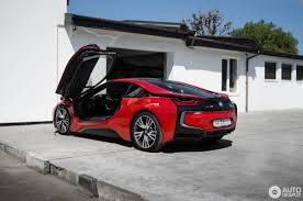 red bmw 2017 bmw i8 protonic red edition 21 september 2017 autogespot