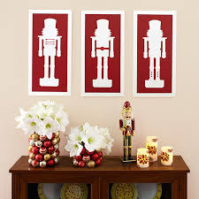 Nutcracker Christmas Decorations To Make by Nutcracker Christmas Stencil Diy Christmas Mantle And Stenciling