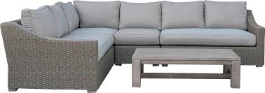 Outdoor Sofa Cushion Darby Home Co Naperville Outdoor 5 Piece Deep Seating Group With